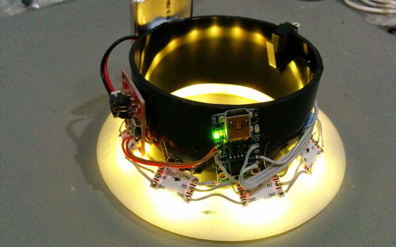 Ball Drop Detector